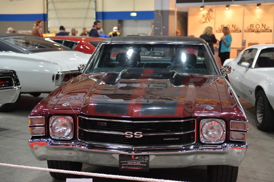 Chevrolet El Camino Car Parts