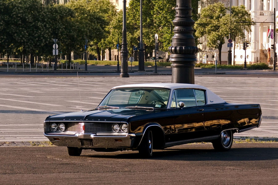 American Old Timer Cars
