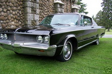 1968 Chrysler Newport Coupe 383 cui
