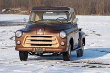 1956 Dodge Job Rated Pickup - renoviert Auto