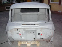 1956 Dodge Job Rated Pickup - body