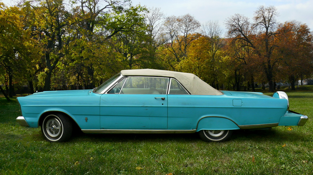 American Old Timer Cars | 1965 Ford Galaxie 500 xl Convertible 390 cui