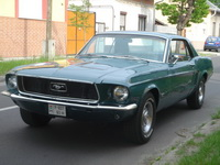 1968 Ford Mustang 302 cui
