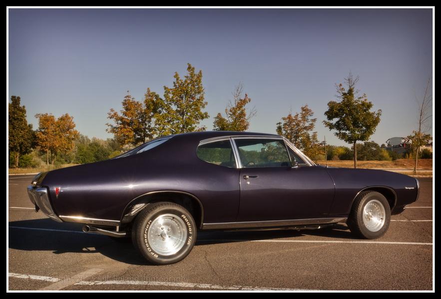 American Old Timer Cars 1968 Pontiac Tempest 2 Door