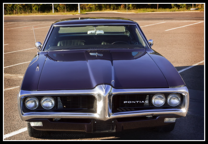 Old Muscle Cars For Sale >> American Old Timer Cars | 1968 Pontiac Tempest 2 Door ...